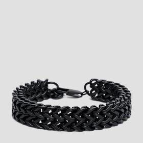 REPLAY bracelet with double weave