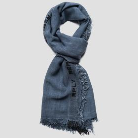 RPLY wool and viscose scarf