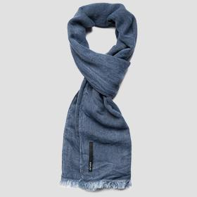 REPLAY viscose blend scarf