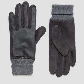 Leather gloves REPLAY