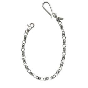 Unisex chain with engraved links ax7051.000.a3045