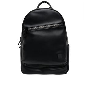 Matte faux leather backpack fm3269.000.a0015