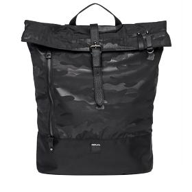 Camouflage backpack with buckle fm3295.000.a0338