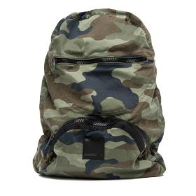 Camouflage backpack with field jacket fm3297.000.a0047