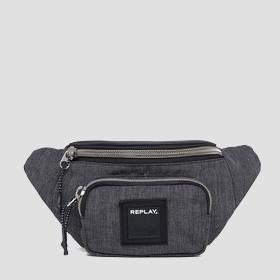 Waist bag with pocket