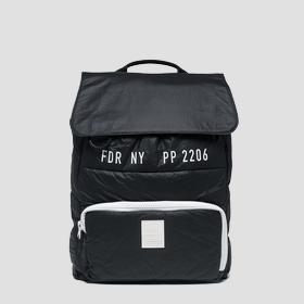 Backpack in technical fabric
