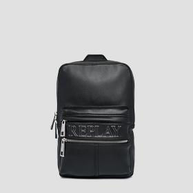 REPLAY one-shoulder backpack
