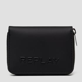 Zipped wallet REPLAY