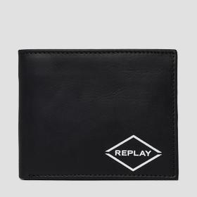 Rectangular wallet REPLAY