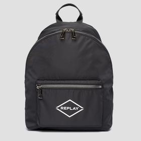 Nylon backpack REPLAY