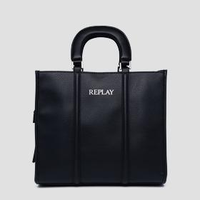 REPLAY tote bag