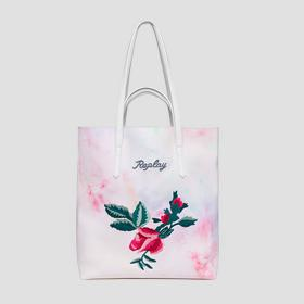 ROSE LABEL shopper with double handle