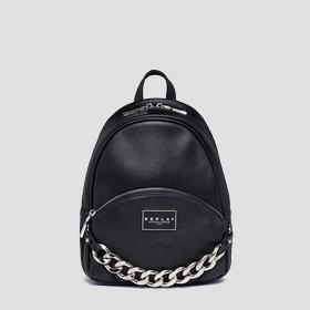 REPLAY ESTABLISHED 1981 backpack with pocket