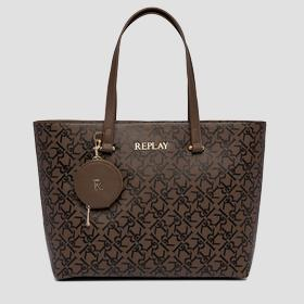 Shopper stampa REPLAY all-over