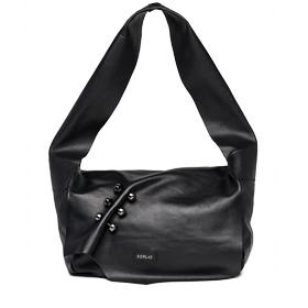 Leather bag with wide handle fw3707.000.a3115