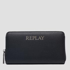 Zip around REPLAY wallet