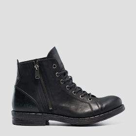 Men's LEICESTER leather ankle boots