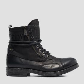 Men's DEPTFORD lace up leather ankle boots