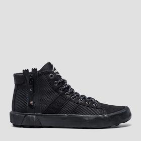 Men's BASED lace up mid cut sneakers