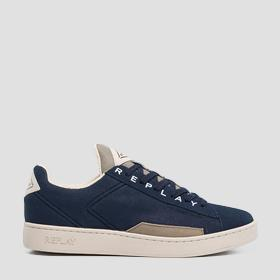 Men's IRON lace up sneakers