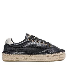 NESIAN women's lace-up espadrilles. gwf22 .000.c0031s