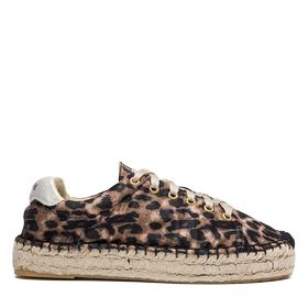 FRENCE women's animal-print espadrilles gwf22 .000.c0033s
