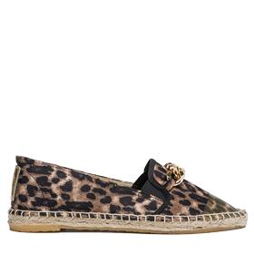 PALM women's animal-print espadrilles gwf40 .000.c0009s