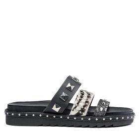 PAULA women's studded sandals gwf72 .000.c0001l