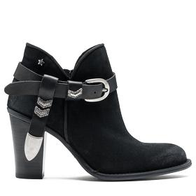 Women's ABYE boots with buckle gwh99 .000.c0001l