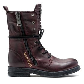 Women's EVY leather boots gwl26 .000.c0016l
