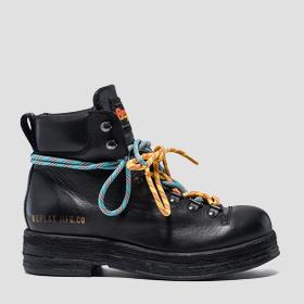 Women's MARKLEY lace up ankle boots