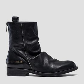 Women's SILVES leather boots