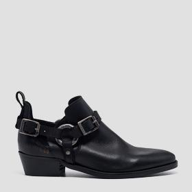 Women's SHELLO leather shoes