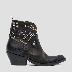 Women's KLEIN leather ankle boots