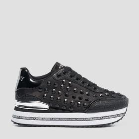 Women's NARCISSUS lace up sneakers