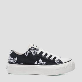 Women's KEMPLEY lace up sneakers
