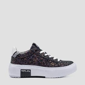 Women's HOLLAWAY lace up sneakers