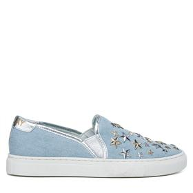 DENISE women's star-pattern slip-ons gwz79 .000.c0014t