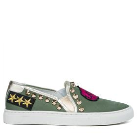 STARM women's slip-ons with patches gwz79 .000.c0015t