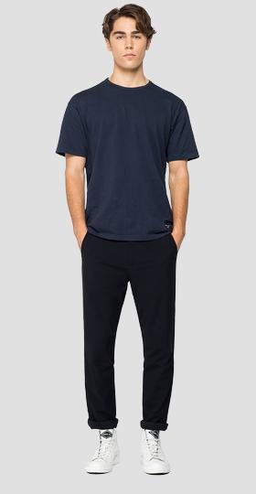 Tailored crewneck t-shirt