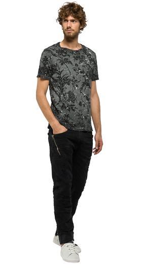 All-over print T-shirt m3280 .000.20550p