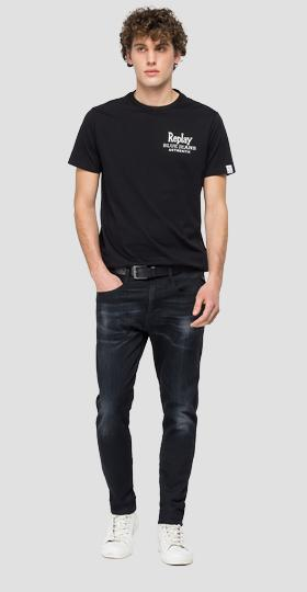 REPLAY BLUE JEANS organic cotton t-shirt