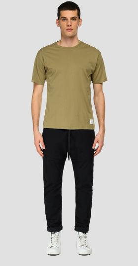 REPLAY SPORTLAB solid-coloured t-shirt