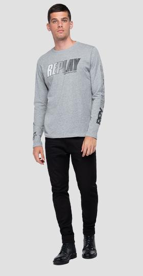 RPY EIGHTY ONE long-sleeved t-shirt