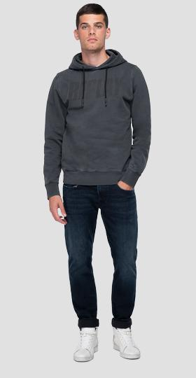 REPLAY hoodie with pockets