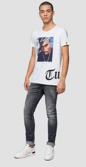 Replay Tribute Tupac Limited Edition t-shirt