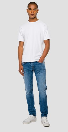 Aged Eco 5 Years slim fit Anbass jeans