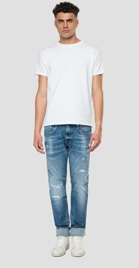 Aged Eco 10 Years slim fit Anbass jeans