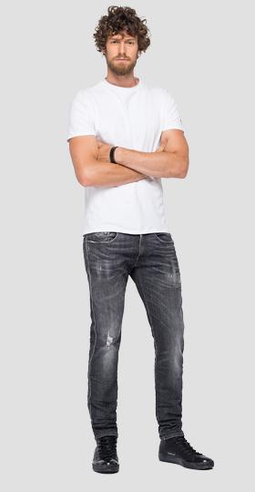 Slim fit aged 5 years Organic Anbass jeans