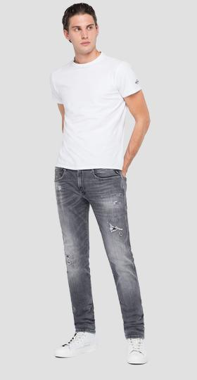 Slim fit aged 10 years Organic Anbass jeans